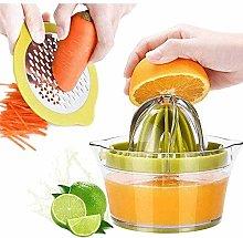 SONLIN Manual Juicer Citrus Lemon Orange Hand
