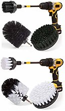 Sonline 2 Set Drill Brush Power Scrubber Cleaning
