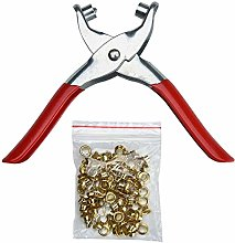 Sonline Hole Punch Hand Pliers Rivets Pliers and