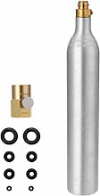 Sonline Soda Water 0.6L Bottle Tank Cylinder with
