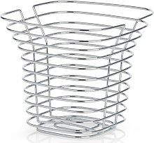 Sonora 27 cm Steel Wire Basket in Chrome Blomus