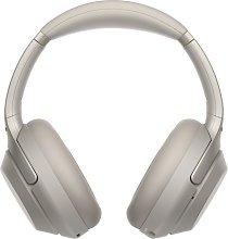 Sony WH-1000XM3 On-Ear Wireless Headphones - Silver