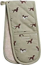 Sophie Allport Spaniels Double Oven Glove