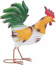 Sorrel Garden Rooster Sol 72 Outdoor