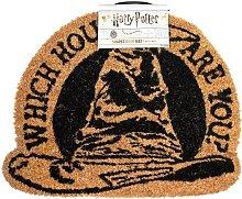 Sorting Hat Door Mat (One Size) (Brown/Black) -