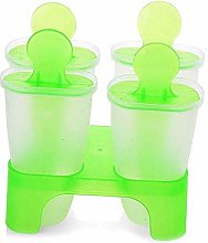Souarts Ice Lolly Moulds DIY Frozen Lolly Maker