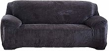 Souarts Warm 1-4 Seaters Thick Plush Recliner Sofa