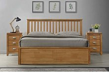 Soule Ottoman Bed August Grove