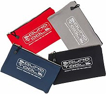 SoundTools Canvas Tool Bag 4 Pack (Black, Blue,