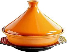 Soup Casserole,Ceramic Cooking Pot Professional