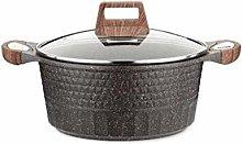 Soup Pot - Stone Pot Set Wok Soup Pot Thickening