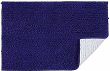 sourcing map 20 x 32 Inch Thick Chenille Bath Rugs