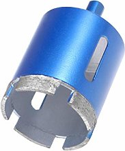 sourcing map 50mm Diamond Drill Bits Hole Saws