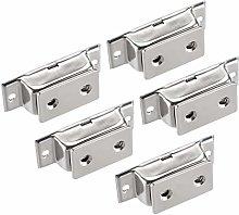 sourcing map 5Pcs Door Cabinet Magnetic Catch