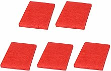 sourcing map 5pcs Scouring Pad Non-Scratch