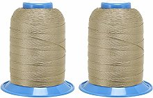 sourcing map Bonded Polyester Threads 1040 Yards