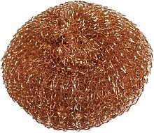 sourcing map Copper Spiral Scourer Cleaning