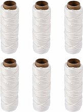 sourcing map Leather Sewing Thread 33 Yards