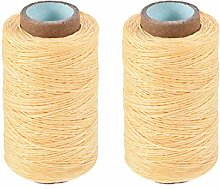 sourcing map Leather Thread 273 Yards 150D/1mm