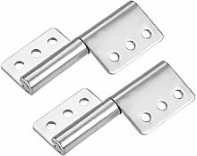sourcing map Lift Off Hinge, Stainless Steel Slip