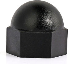 sourcing map M6 Cap Nut, Hex Acorn Dome Head Nuts