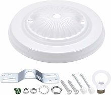 sourcing map Retro Light Fixture Canopy Kit with