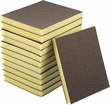 sourcing map Sanding Sponge Blocks 150-Grits