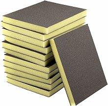 sourcing map Sanding Sponge Blocks 180-Grits