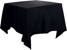 sourcing map Square Tablecloth Washable Polyester