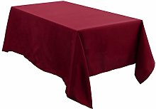 sourcing map Table Cloth Rectangular - Stain and