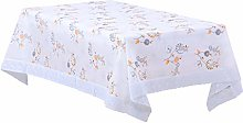 sourcing map Tablecloth Oil Stain Water Resistant
