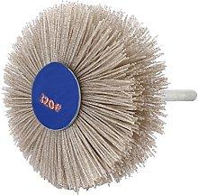 sourcingmap 82mm Diameter 320 Grit Abrasive Nylon