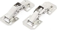 Sourcingmap a15121900ux1455 Cabinet Hinges,