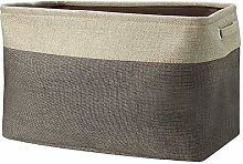 sourcingmap Collapsible Fabric Storage Basket w