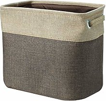 sourcingmap Collapsible Fabric Storage Baskets