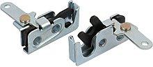 sourcingmap Door Panel Metal Concealed Security