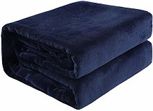 Sourcingmap Flannel Fleece Blanket Soft