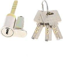 sourcingmap Home Door Cabinet Locking Security Rim