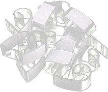 sourcingmap® Plastic Home Party Hook Loop