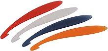 sourcingmap Plastic Peeler Tool Fruit Orange