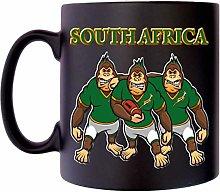 South Africa Rugby Gorrilla Bok Springboks Klassek