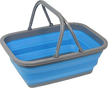 Southern Homewares Shopping Basket Tote With