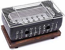 SovelyBoFan Japanese Korean Bbq Grill Oven