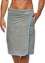 Sowel® Sauna Kilt for Men, Sauna Towel, Sauna