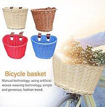 SOWLFE Front Handlebar Bike Basket - Portable