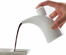 Soy Sauce Bottle Jar Vinegar Olive Oil Pot