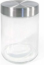 Space Home - Glass Storage Jar - Kitchen Food