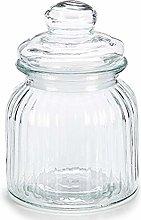Space Home - Vintage Glass Storage Jar - Kitchen