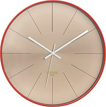 Space Hotel District 12 Wall Clock