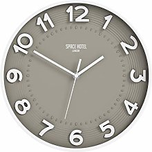 SPACE HOTEL London - Meteor Mike Silent Wall Clock